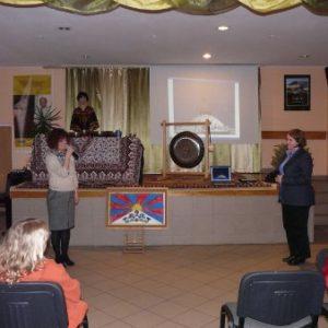 Tydzień Tybetański w Domu Kultury Stokrotka