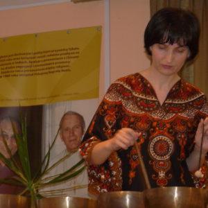 koncert na misy i gongi