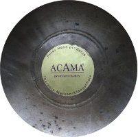 Acama certyfikat jakości misy dźwiękowej