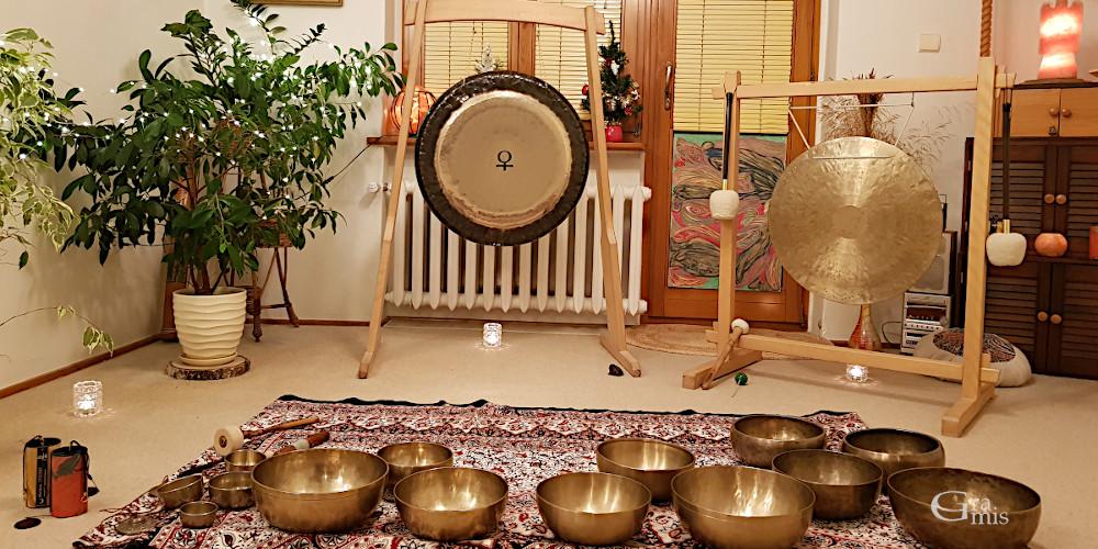 Koncerty relaksacyjne na misy i gongi